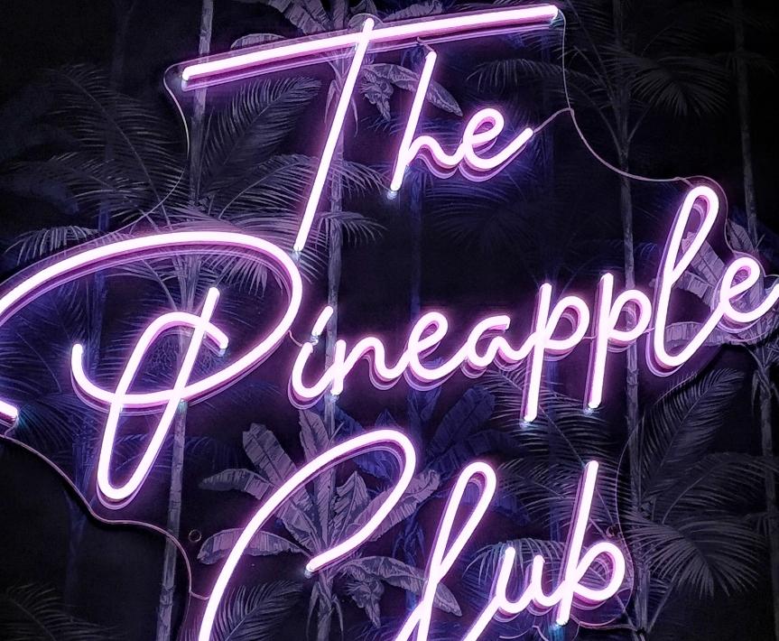 REVIEW: THE PINEAPPLE CLUBBIRMINGHAM